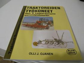 Traktoreiden työkoneet osa 6, Harrastekirjat, Kirjat ja lehdet, Kuopio, Tori.fi