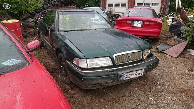 Rover 827 Coupe projekti