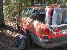 Opel Astra farmari -93 varaosia, Autovaraosat, Auton varaosat ja tarvikkeet, Siilinjärvi, Tori.fi