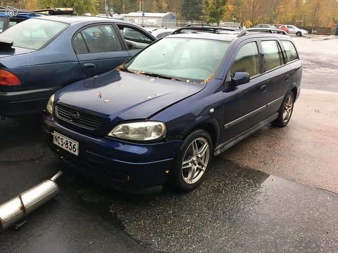 Opel G astra osia -99