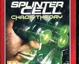Splinter Cell Chaos Theory PC Uusi/Muoveisssa, Pelikonsolit ja pelaaminen, Viihde-elektroniikka, Tampere, Tori.fi