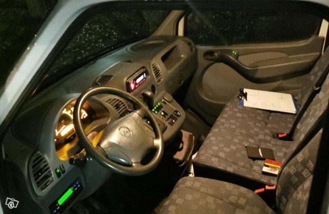 Mercedes-Benz Sprinter 416 cdi 2.7 automaatti 2