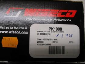 Wiseco pk1008 piston kit 67,5mm suzuki lt230 85-94, Mönkijän varaosat ja tarvikkeet, Mototarvikkeet ja varaosat, Helsinki, Tori.fi