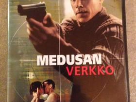 DVD video Meduusan verkko, Elokuvat, Kuopio, Tori.fi