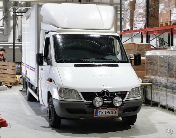 Mercedes-Benz Sprinter 416 cdi 2.7 automaatti 5