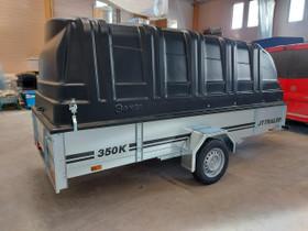 JT-350-35 SE harmaalla kuomulla heti mukaan, Peräkärryt ja trailerit, Auton varaosat ja tarvikkeet, Helsinki, Tori.fi