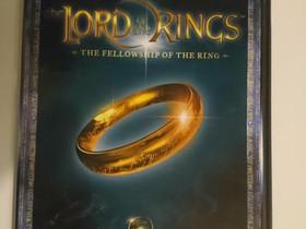 The Lord of the Rings PC-peli 2002, Pelikonsolit ja pelaaminen, Viihde-elektroniikka, Lempäälä, Tori.fi
