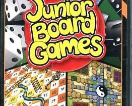 Junior Board Games PC Uusi/Muoveissa Pkt 2,5e, Pelikonsolit ja pelaaminen, Viihde-elektroniikka, Tampere, Tori.fi