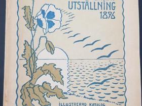 Suomen taiteilijain näyttely 1896 näyttelyluettelo, Muut kirjat ja lehdet, Kirjat ja lehdet, Espoo, Tori.fi