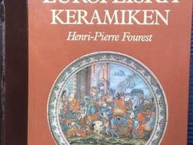 Den europeiska keramiken, Muut kirjat ja lehdet, Kirjat ja lehdet, Seinäjoki, Tori.fi