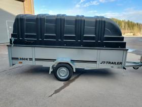 JT-350-50 SE mustalla kuomulla heti mukaan, Peräkärryt ja trailerit, Auton varaosat ja tarvikkeet, Helsinki, Tori.fi