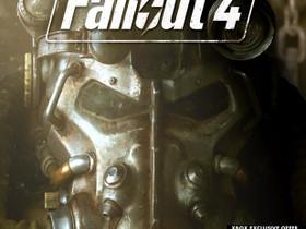 Fallout 4 Xbox One, Pelikonsolit ja pelaaminen, Viihde-elektroniikka, Lahti, Tori.fi