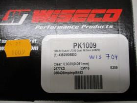 Wiseco pk1009 piston kit 68mm suzuki lt230 85-94, Mönkijän varaosat ja tarvikkeet, Mototarvikkeet ja varaosat, Helsinki, Tori.fi