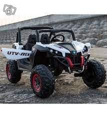 UTV-MX ride-on 4x4 buggy rantakirppu