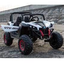 UTV-MX ride-on 4x4 buggy rantakirppu, Muut lastentarvikkeet, Lastentarvikkeet ja lelut, Harjavalta, Tori.fi