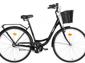 Solifer Bulevardi 7-v naisten polkupyörä musta, Muut pyörät, Polkupyörät ja pyöräily, Harjavalta, Tori.fi