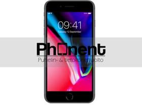 Apple iPhone 8 Plus 64GB - Musta, Puhelimet, Puhelimet ja tarvikkeet, Pieksämäki, Tori.fi