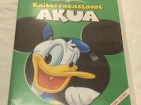 Kaikki rakastavat Akua dvd, Elokuvat, Vantaa, Tori.fi