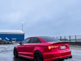 Audi A3/S3/RS3 8V Sedan Facelift Takavalot, Autovaraosat, Auton varaosat ja tarvikkeet, Vantaa, Tori.fi