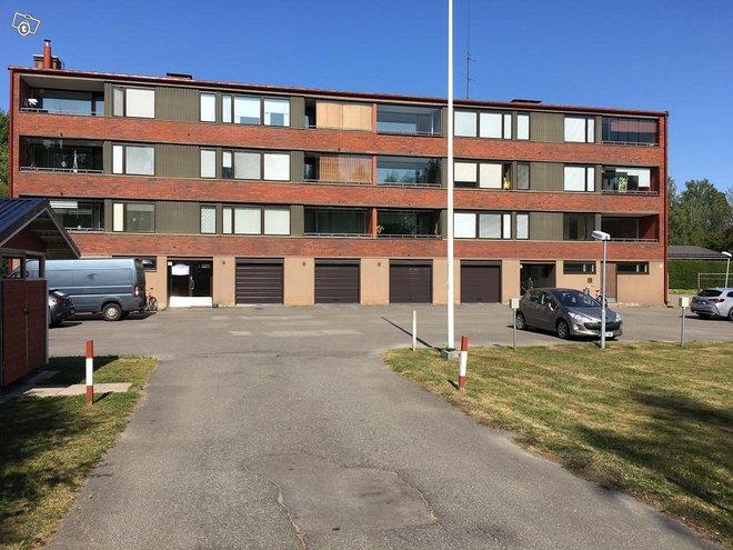 KT 34,50 m² Kouvola / Inkeroinen