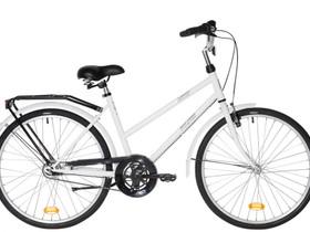 """Solifer Retki 26"""" 3-v valkoinen naisten pyörä, Muut pyörät, Polkupyörät ja pyöräily, Harjavalta, Tori.fi"""