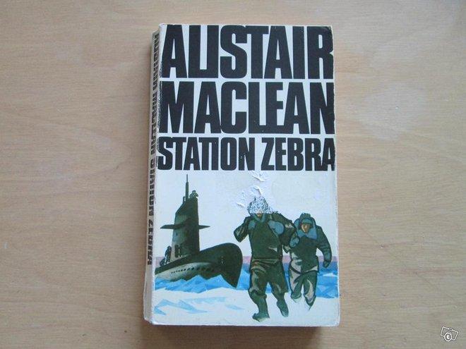 Alistair MacLean : Station Zebra