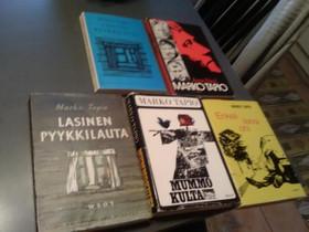 Marko Tapio x 8, Kaunokirjallisuus, Kirjat ja lehdet, Salo, Tori.fi