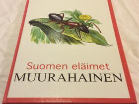 Suomen eläimet muurahainen -kirja, Lastenkirjat, Kirjat ja lehdet, Vantaa, Tori.fi