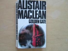 Alistair MacLean Golden Gate ruotsiksi, Muut kirjat ja lehdet, Kirjat ja lehdet, Turku, Tori.fi