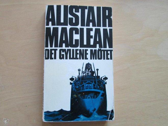 Alistair MacLean : Det gyllene mötet