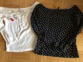 2 kpl paitoja. Koko S, Vaatteet ja kengät, Savonlinna, Tori.fi