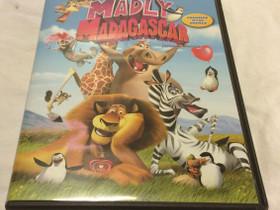Madly Madagascar -dvd, Elokuvat, Vantaa, Tori.fi