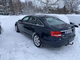 AUDI A 6 3.0 QUATRO, Autot, Punkalaidun, Tori.fi