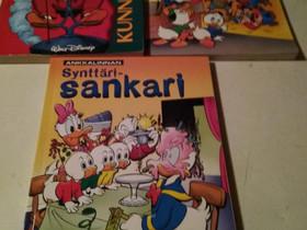 Ankkalinnan kirjat 2, Sarjakuvat, Kirjat ja lehdet, Kajaani, Tori.fi