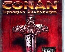 Age of Conan Hyborian Adventures PC Uusi/Muoveissa, Pelikonsolit ja pelaaminen, Viihde-elektroniikka, Tampere, Tori.fi