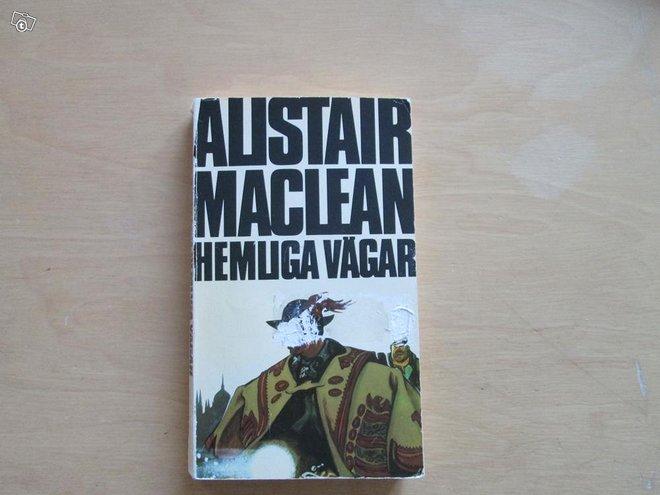 Alistair MacLean : Hemliga vägar