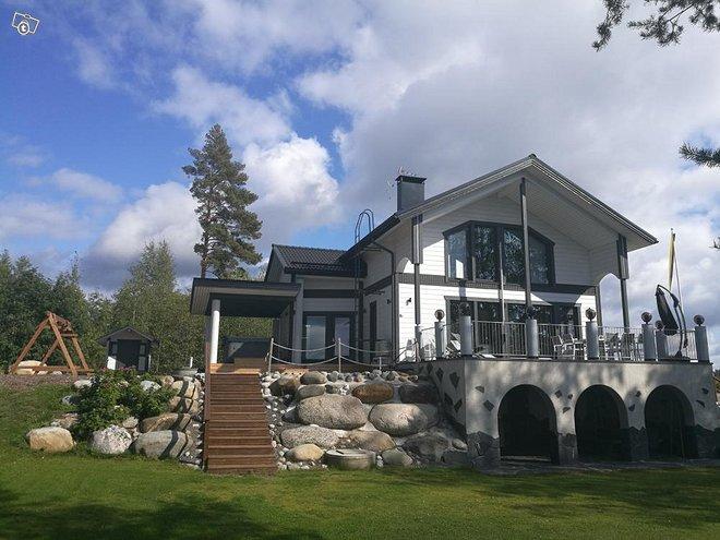 Villa Puulan Aurinkoranta