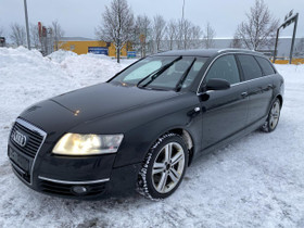 AUDI A 6 s-line QUATRO, Autot, Punkalaidun, Tori.fi