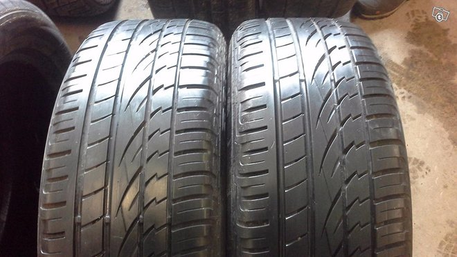 255/45R19 Continental Cross Contact UHP 6.5-7.5mm