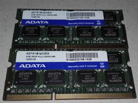 DDR3 SoDIMM muisteja kannettaviin 2 GT, Muut, Oulu, Tori.fi