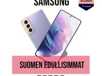Käytettyjä Samsung Puhelimia - Foppo