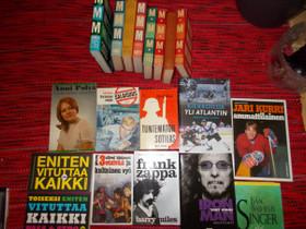 Kurri,zappa,king,lucky luke,asterix, Muut kirjat ja lehdet, Kirjat ja lehdet, Tampere, Tori.fi