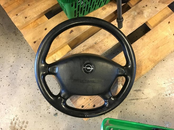 Opel vectra b1 nahkaratti + bägi