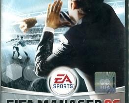 FIFA Manager 06 PC Uusi/muoveissa Posti 2,5e/nouto, Pelikonsolit ja pelaaminen, Viihde-elektroniikka, Tampere, Tori.fi