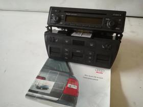 Audi A6 (4B) 3.0L Radio +Ilmastoinnin säätöyksikkö, Autovaraosat, Auton varaosat ja tarvikkeet, Tuusula, Tori.fi
