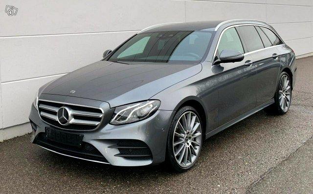 Mercedes-Benz E350d