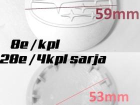 Subaru vannekeskiöitä 1, Renkaat ja vanteet, Tuusula, Tori.fi