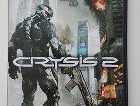 Crysis 2 PC, Pelikonsolit ja pelaaminen, Viihde-elektroniikka, Joensuu, Tori.fi