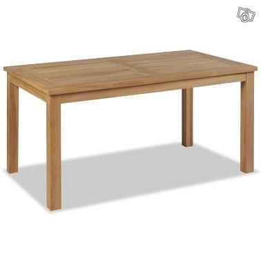 VidaXL Sohvapöytä tiikki 90x50x45 cm 43253