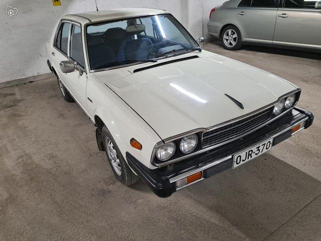 Honda Accord 1979 45000 km 59 kW 7